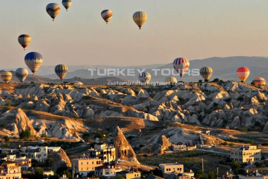 7 - 8 Days Turkey Tours